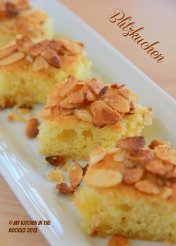 Blitzkuchen Colorado Denver Foodblog German recipes My Kitchen in the Rockies | A Denver, Colora ...