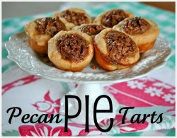 Blooming on Bainbridge: Pecan PIE Tarts #LovethePie
