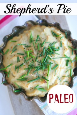 Blooming on Bainbridge: Shepherd's Pie :: Paleo