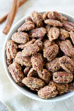 Candied Pecans Recipe | Two Peas & Their Pod