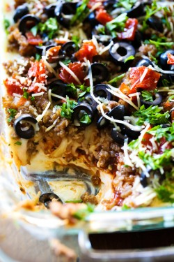 7 Layer Italian Dip | Chef in Training