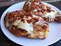 O Taste and See  Parmesan Crusted Chicken with Bacon – O Taste and See